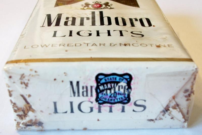 Tobacco Marlboro in Italia