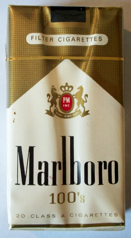Popular cigarettes Marlboro in Maryland