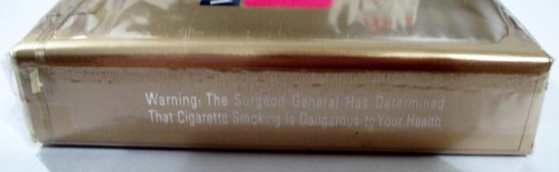 Silk Cut cigarettes vs Marlboro