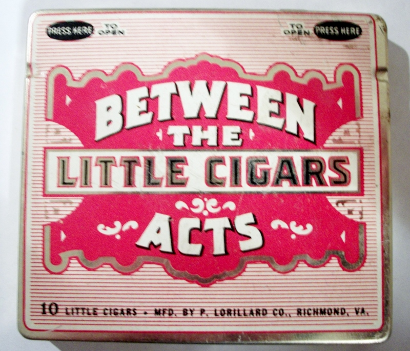 Between the Acts Little Cigars 10-pack