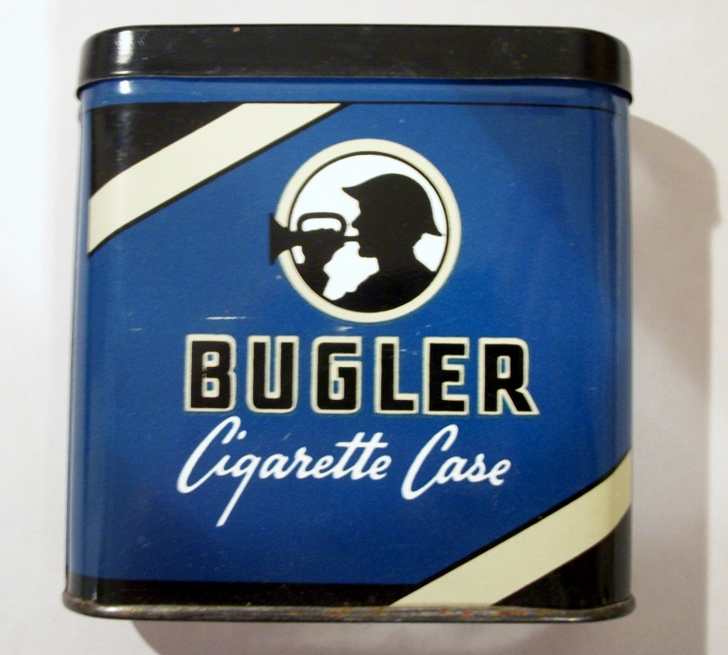 Bugler Cigarette Case