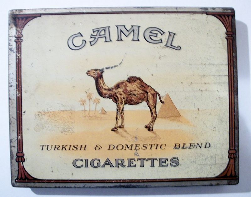 Camel Cigarettes Turkish & Domestic Blend 50-pack