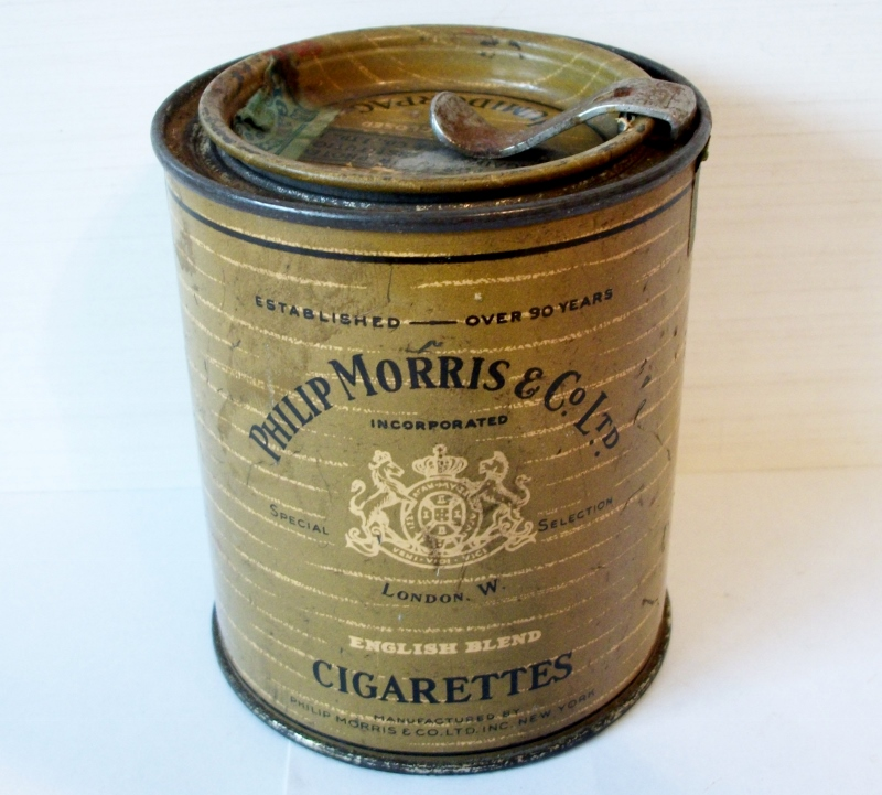 Philip Morris & Co. Ltd English Blend 50-can