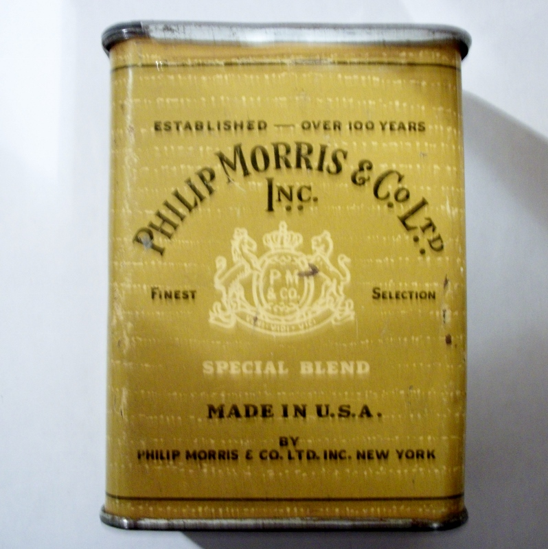 Philip Morris & Co. Ltd Special Blend Cigarettes