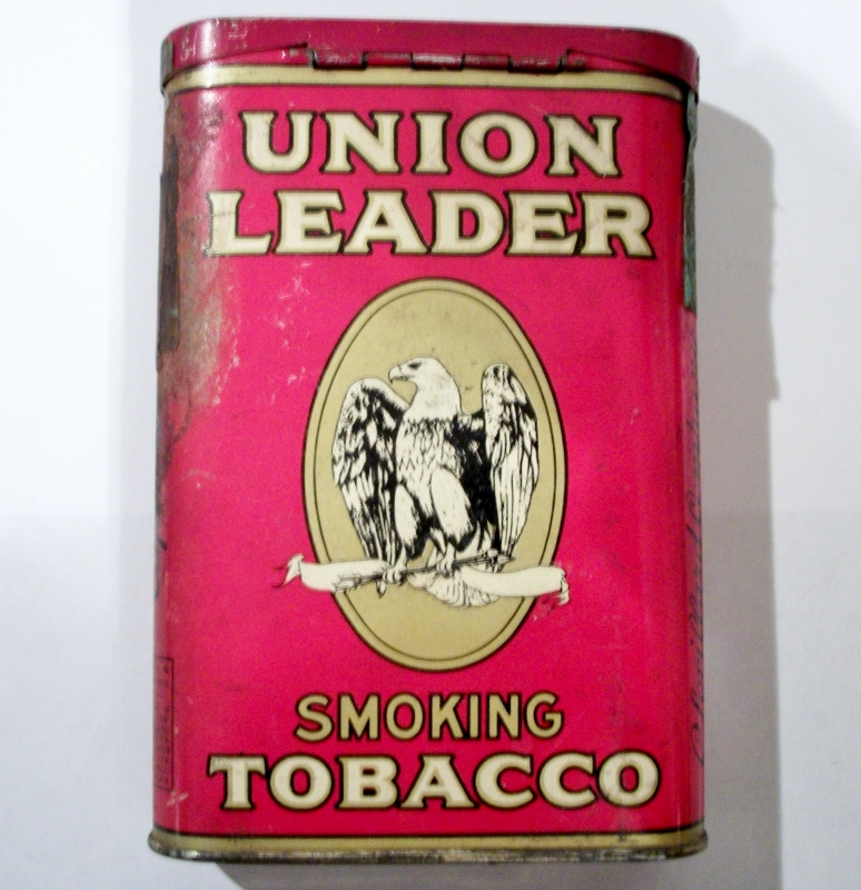 Union Leader Smoking Tobacco by Lorillard