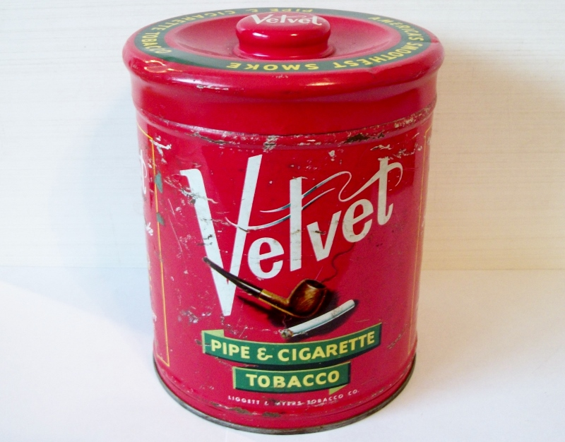 Velvet Pipe & Cigarette Tobacco - America's Smoothest Smoke